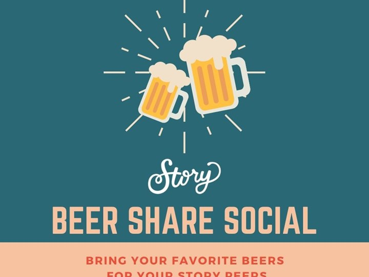 Story Beer Share Social